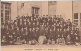 CPA  : ECOLE  FENELON  Vaujours La Fanfare - Escuelas