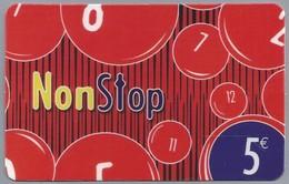 ES.- Spanje. NonStop. Non Stop. Numero De Serie 030732. 5 €. - Andere