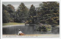 DC 1031 -  SAINT-CLOUD - Le Parc.- Le Lac Du Trocadero. - LL 53 - Saint Cloud