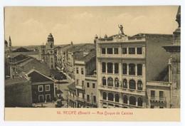 RECIFE - Rua Duque De Caixias ( Nº 10)  Carte Postale - Recife