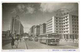 PERNAMBUCO -RECIFE - Avenida Guararapes.  Carte Postale - Recife