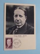 Georges MANDEL 1885 - 1944 Politique ( Voir Photo / Ed. Bourgogne ) 1964 ! - Maximum Cards