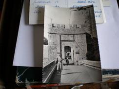 Dubrovnik  Ulaz U Grad S Ploca 1965 - Croatie
