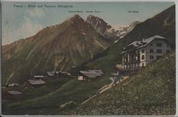 Tenna - Hotel Und Pension Alpenblick - Photo: M. Maggi - GR Grisons