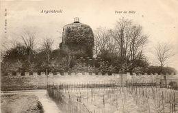 ARGENTEUIL   Tour De Billy - Argenteuil