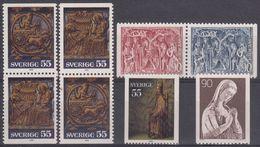 SUECIA 1975 Nº 905/10 NUEVO - Sweden