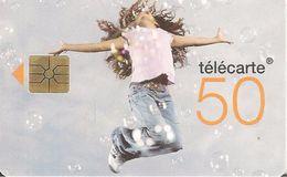 CARTE°-PUBLIC-50U-F1362C-GEM1-08/08-DANSE 6-V°100000 CABINES-Ex 01/06/2010-UTILISE-TBE- - France