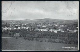 A9670 - Rodewisch - Guido Benkert - Gel 1909 Bahnpost Bahnpoststempel - Auerbach (Vogtland)