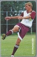 ZA.- Telefoonkaart. PHONECARD R10. South Africa's Soccer Heroes. Neil Tovey - Codesa - 2 Scans - Zuid-Afrika