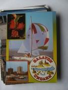 Hongarije Ungarn Magyar Balaton Sailing Boat - Hongarije