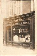 03 Allier : Montluçon Carte Photo Miroiterie A.Rapin 17 Rue Du Faubourg St Pierre (glaces De St Gobain ) Réf 3692 - Montlucon