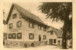 Restaurant Fr Muller à Pfaffenbronn Cure D'air Gare Lembach - France