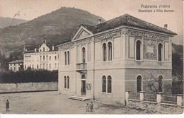 R859 PEDAVENA (FELTRE) - MUNICIPIO E VILLA BERTON - Belluno