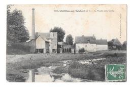(18055-35) Chatillon Sur Seiche - Le Moulin Et La Seiche - Autres Communes