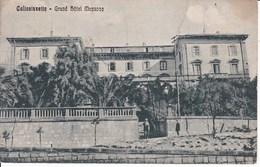 R862 CALTANISSETTA - GRAND HOTEL MAZZONE - Caltanissetta