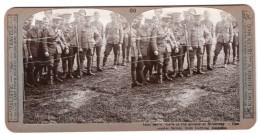 WWI Billericay Zeppelin Abattu Ancienne Photo Stereo Realistic Travels 1916 - Stereoscopic
