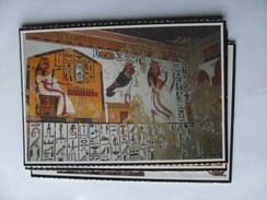Egypte Egypt Valley Of Queens Luxor Tomb Of Nefertari - Andere