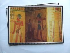Egypte Egypt Valley Of Queens Luxor Tomb Of Nefertari Nice - Andere