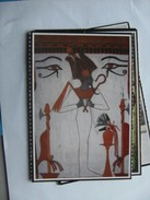 Egypte Egypt Valley Of Queens Luxor Deir-el Medina Tomb Of Senngen - Andere