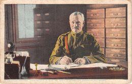Le Général  PERSHING - Commandante In Capo Del Corpo Di Spedzione Americano All' Estero - Characters
