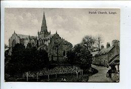 Largo Parish Church - Fife