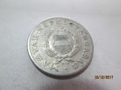HUNGARY 1 Forint 1974 # 6 - Hungary