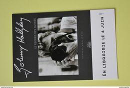 Carte Postale De Johnny HALLYDAY ----- Le Regard Des Autres ----- Neuve - Chanteurs & Musiciens