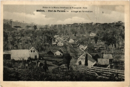 CPA Etat Du PARANA Village En Formation. Edit De La Mission De Propagande BRAZIL (a4728) - Brasil