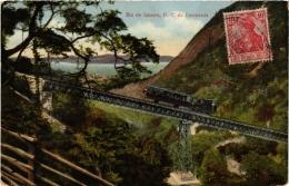 CPA RIO DE JANIERO F.C. Do Corcovado BRAZIL (a4750) - Brasil