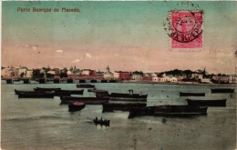 CPA Ponte Buarque De MACEDO BRAZIL (a4766) - Brasil