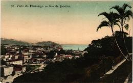 CPA RIO DE JANIERO Vista Do Flamengo. BRAZIL (a4785) - Brasil