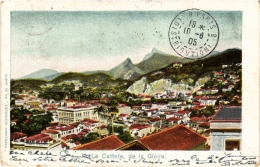 CPA La Cattete. De La Gloire. BRAZIL (a4786) - Brasil