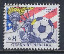 °°° CZECH REPUBLIC - Y&T N°43 - 1994 °°° - Czech Republic
