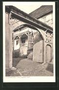 AK Butzbach, Hochweisel, Tor Und Vorbau 1837 - Butzbach