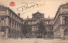 BRUXELLES - L'Université. - Onderwijs, Scholen En Universiteiten