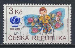 °°° CZECH REPUBLIC - Y&T N°119 - 1996 °°° - Czech Republic