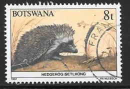 Botswana, Scott # 410 Used Wildlife Conservation, 1987 - Botswana (1966-...)