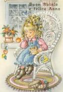 AUGURI - Buon Natale E Felice Anno Nuovo - Joyeux Noël Et Bonne Année - Merry Christmas & Happy New Year - Bambina - Non Classificati