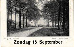 ALMEN Tolhuis Calendar Card NETHERLANDS (603241) - Andere