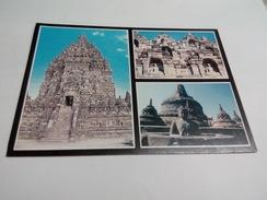 New Unused Postcard Indonsia #15 - Malaysia