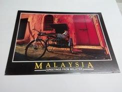New Unused Postcard Malaysia #16 - Malaysia