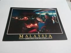 New Unused Postcard Malaysia #17 - Malaysia