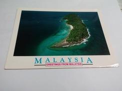 New Unused Postcard Malaysia #19 - Malaysia