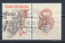 °°° CZECH REPUBLIC - Y&T N°304 - 2002 °°° - Czech Republic