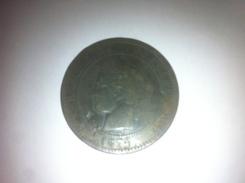 10 Centimes Ceres - D. 10 Centimes