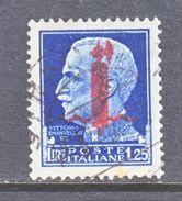 Italy 5  (o) - 4. 1944-45 Social Republic