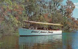 Florida Silver Springs Scenic Jungle Cruise Down Silver River