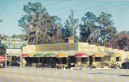 Florida Silver Springs Oxford Restaurant