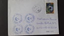 Italy 1997 Antarctic Expedition,Mn ITALICA Souvenir Cover - Polar Flights