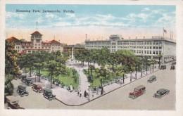 Florida Jacksonville Hemming Park - Jacksonville